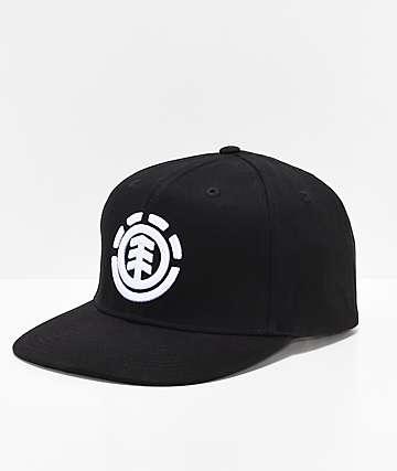 Element Knutsen Black & White Snapback Hat