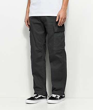 Element Legion Grey Cargo Pants