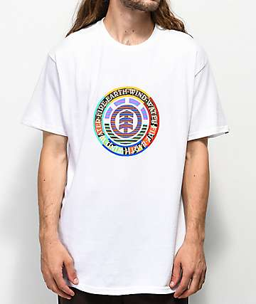 Element Luminous White T-Shirt