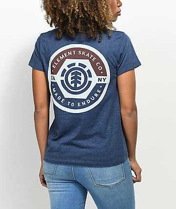 Element Made Navy T-Shirt