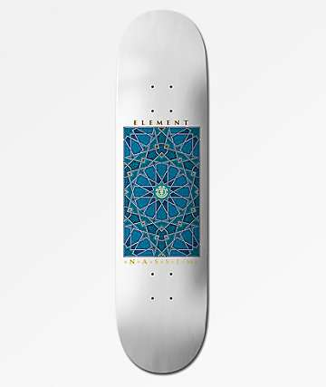 "Element Nassim Jamila 8.25"" Skateboard Deck"