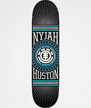 "Element Nyjah Dialed 8.0"" Skateboard Deck"