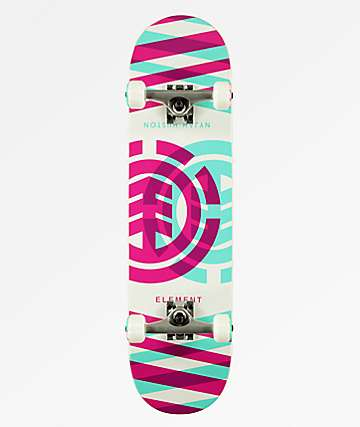 "Element Nyjah Multiply 8.0"" Skateboard Complete"