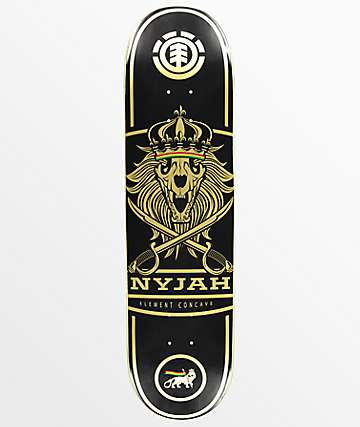 "Element Nyjah Procave Lion 8.1"" tabla de skate"