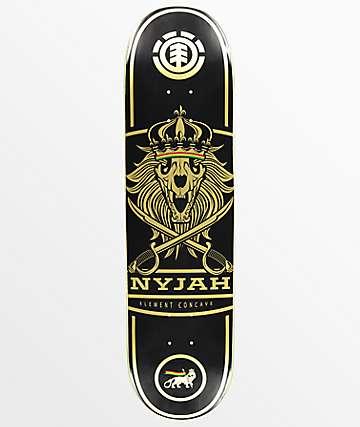 """Element Nyjah Procave Lion 8.1"""" Skateboard Deck"""