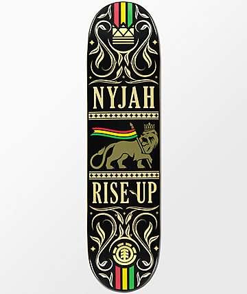 "Element Nyjah Rise Up 2 8.0"" Skateboard Deck"