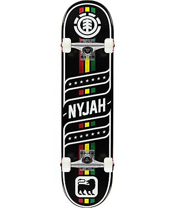 "Element Nyjah Sonic 7.7"" Complete Skateboard"