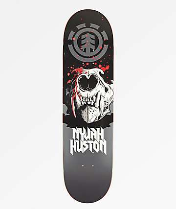 "Element Nyjah Til Death 8.25"" Skateboard Deck"