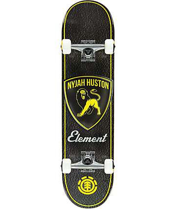 "Element Nyjah Touring 7.75"" Skateboard Complete"