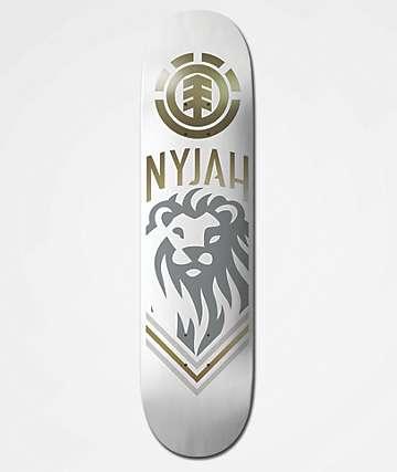 43d63fa9 Element Nyjah White Lion 8.0