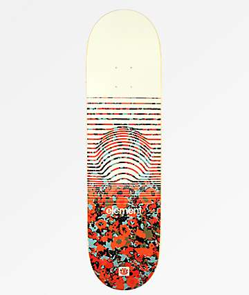 "Element Orbital 8.25"" Skateboard Deck"