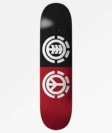"Element Peace 8.0"" Skateboard Deck"