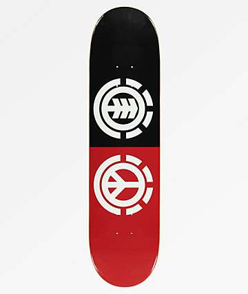 "Element Peace 8.0"" Skateboard Deck"