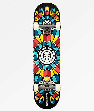 "Element Quail 7.75"" Skateboard Complete"