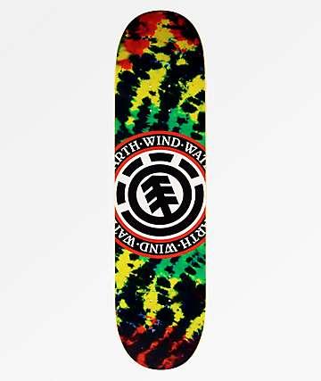 "Element Rasta Seal 8.0"" Skateboard Deck"
