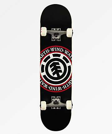 "Element Seal 8.0"" Skateboard Complete"