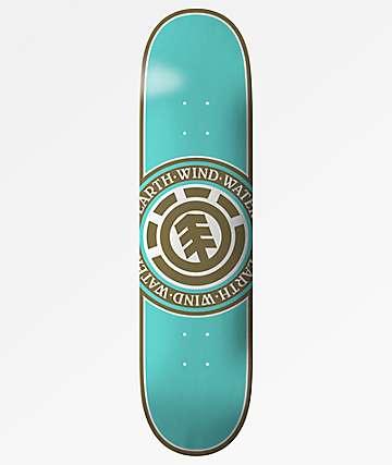 "Element Seal Brilliance 7.75"" Skateboard Deck"