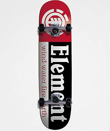 "Element Section 7.75"" completo de skate"