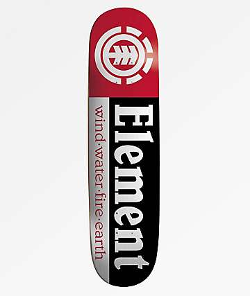 "Element Section 8.0"" Skateboard Deck"