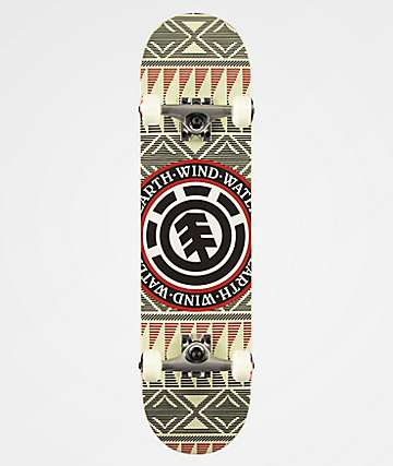 "Element Seeker 7.75"" Skateboard Complete"