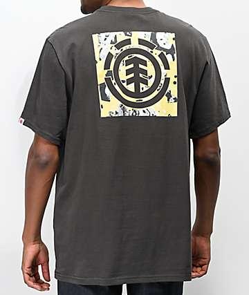 Element Shapes Black T-Shirt