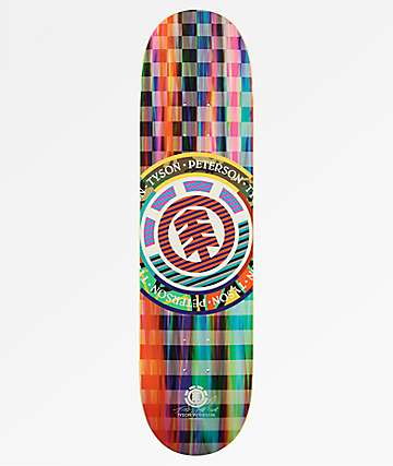 "Element Tyson Seal 8.0"" Skateboard Deck"