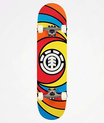 "Element Yang 7.87"" Skateboard Complete"