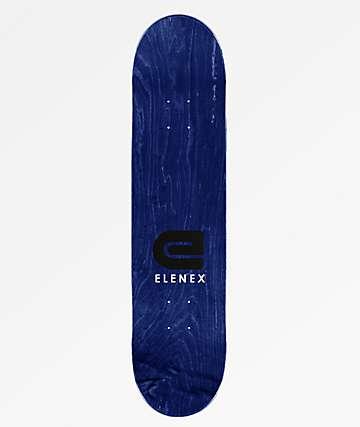 "Elenex Classic Logo 8.25"" Skateboard Deck"