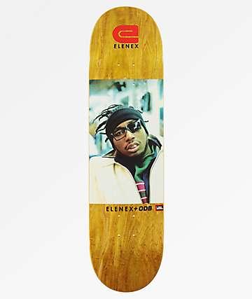 "Elenex x ODB Capsule 8.25"" Skateboard Deck"