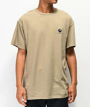 Emerica 8 Baller Khaki T-Shirt