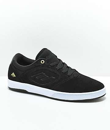 Emerica Dissent CT zapatos de skate en negro, dorado y blanco