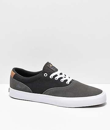 Emerica Provost Slim Vulc zapatos de skate en gris y blanco