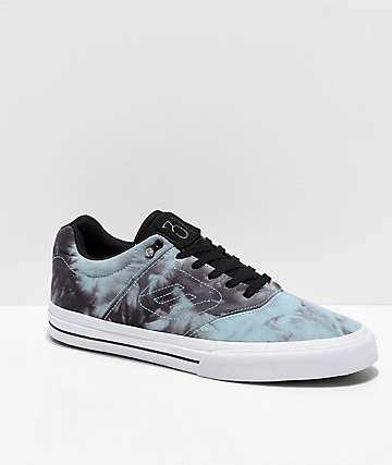 ab7f2c5bbfae Emerica Reynolds 3 G6 Vulc Blue   Grey Wash Skate Shoes