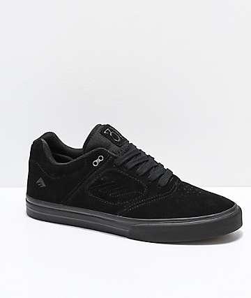Emerica Reynolds G6 Vulc zapatos skate en negro