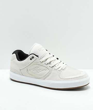 Emerica Reynolds G6 zapatos skate en blanco
