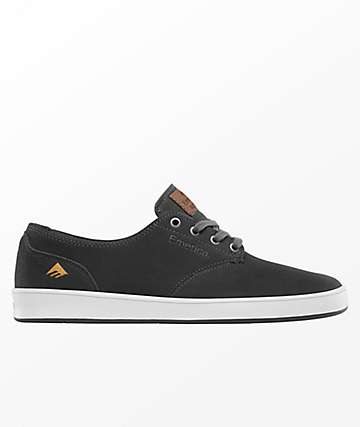 Emerica Romero Laced Dark Grey Skate Shoe