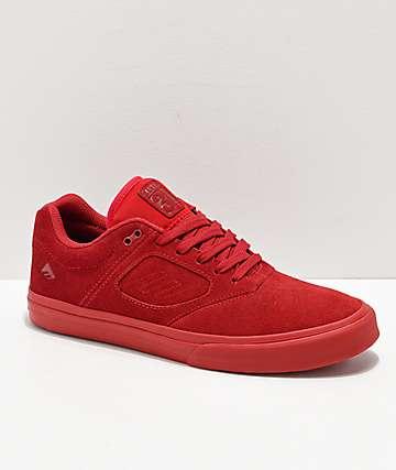 Emerica x Baker Reynolds 3 zapatos skate en rojo