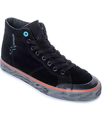 Emerica x Deathwish Indicator High zapatos de skate en gris y negro