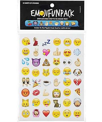 Emoji Fun Pack 850 Plus Stickers
