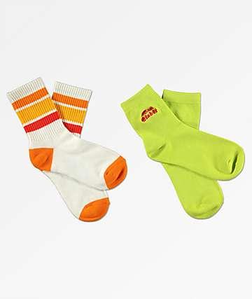 Empyre 2 Packs Bad Habits Anklet Socks