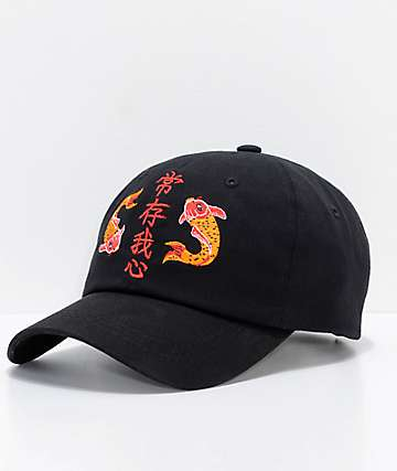 4d9b825ea2 Empyre Always 2 Black Strapback Hat