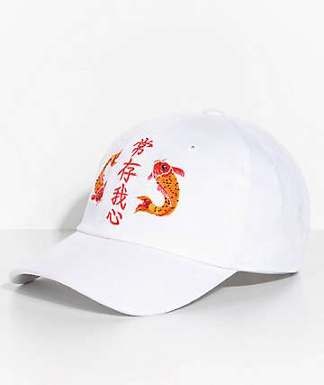 54ae1fa0a1373 Empyre Always 2 White Dad Hat