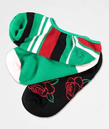 Empyre Annora paquete de 3 calcetines invisibles