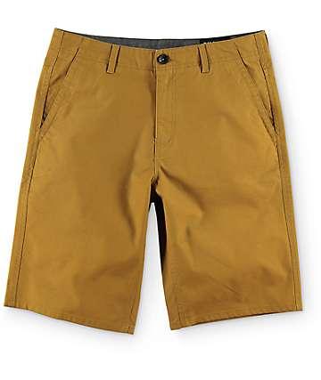 Empyre Bask Tobacco Shorts