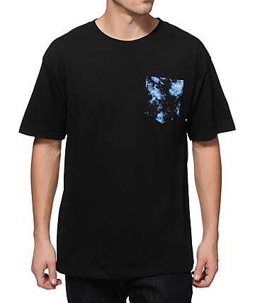 Empyre Black Hole camiseta con bolsillo