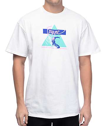 Empyre Break Right White T-Shirt