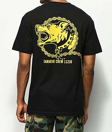 Empyre Canarsie Crew Black T-Shirt