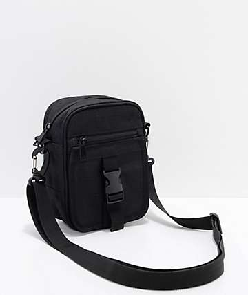 Empyre Carryall Black Crossbody Bag