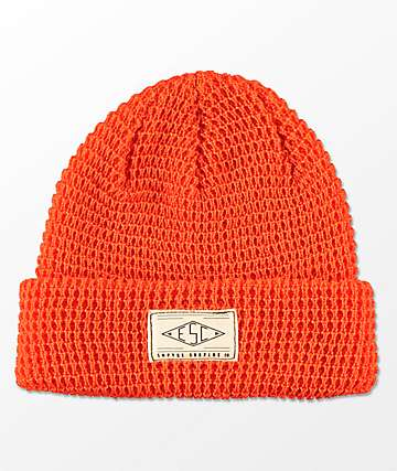 Empyre Cascade Orange Beanie
