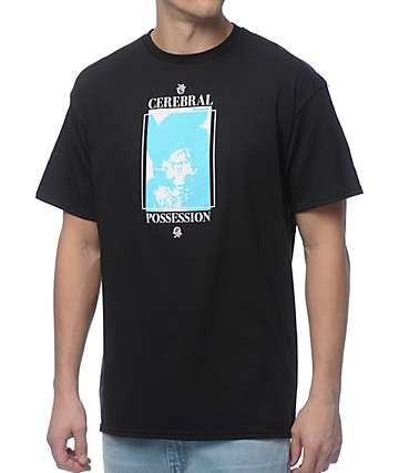 Empyre Cerebral Possession Black T-Shirt